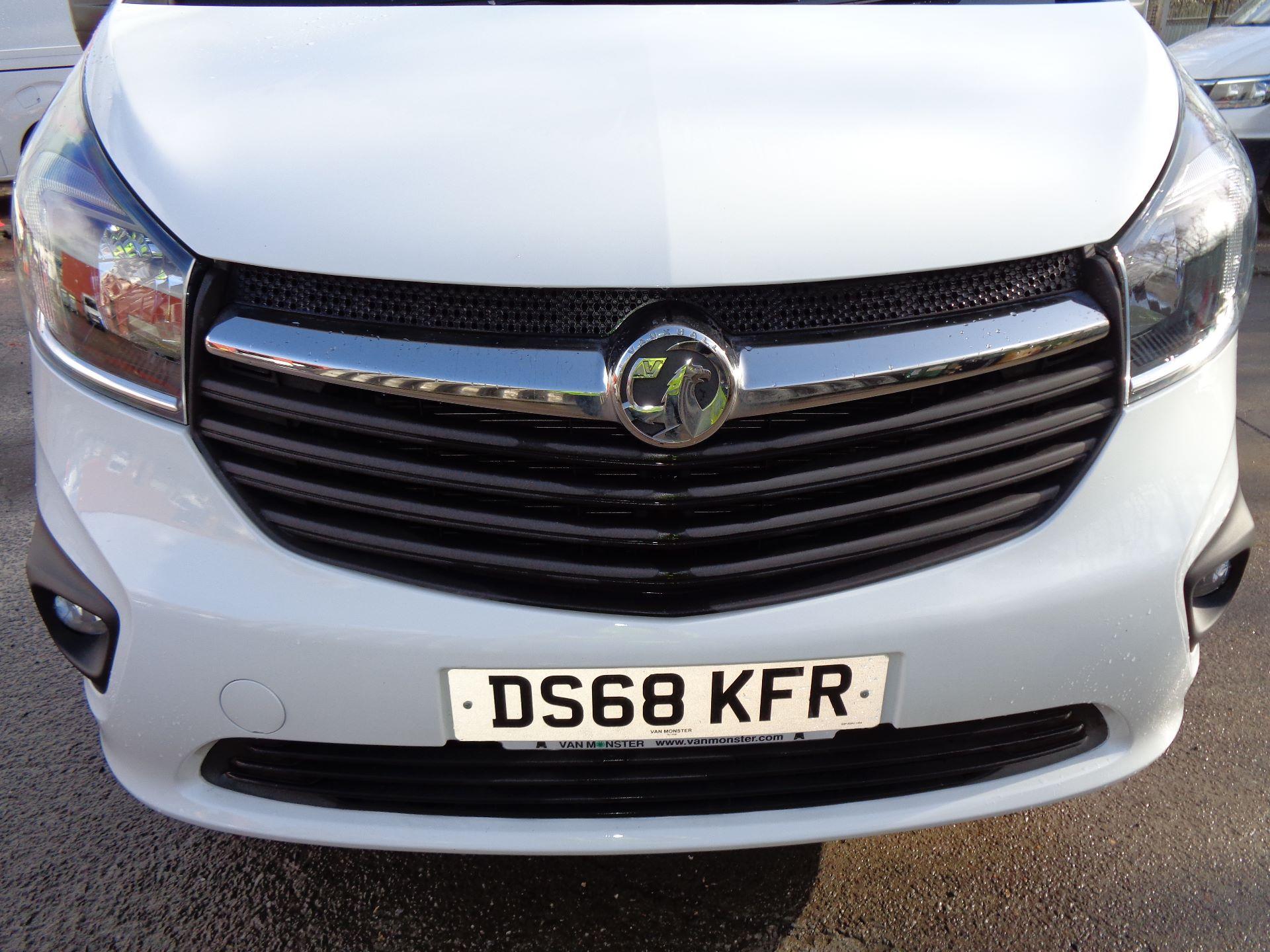 2018 Vauxhall Vivaro L2 H1 2900 1.6CDTI 120PS SPORTIVE EURO 6 (DS68KFR) Image 23