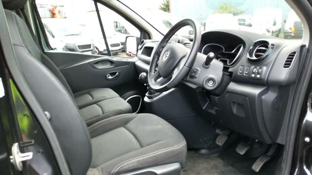 2019 Vauxhall Vivaro 2900 1.6Cdti Biturbo 125Ps Ecotec Sportive H1 Van (DS69CVR) Image 16