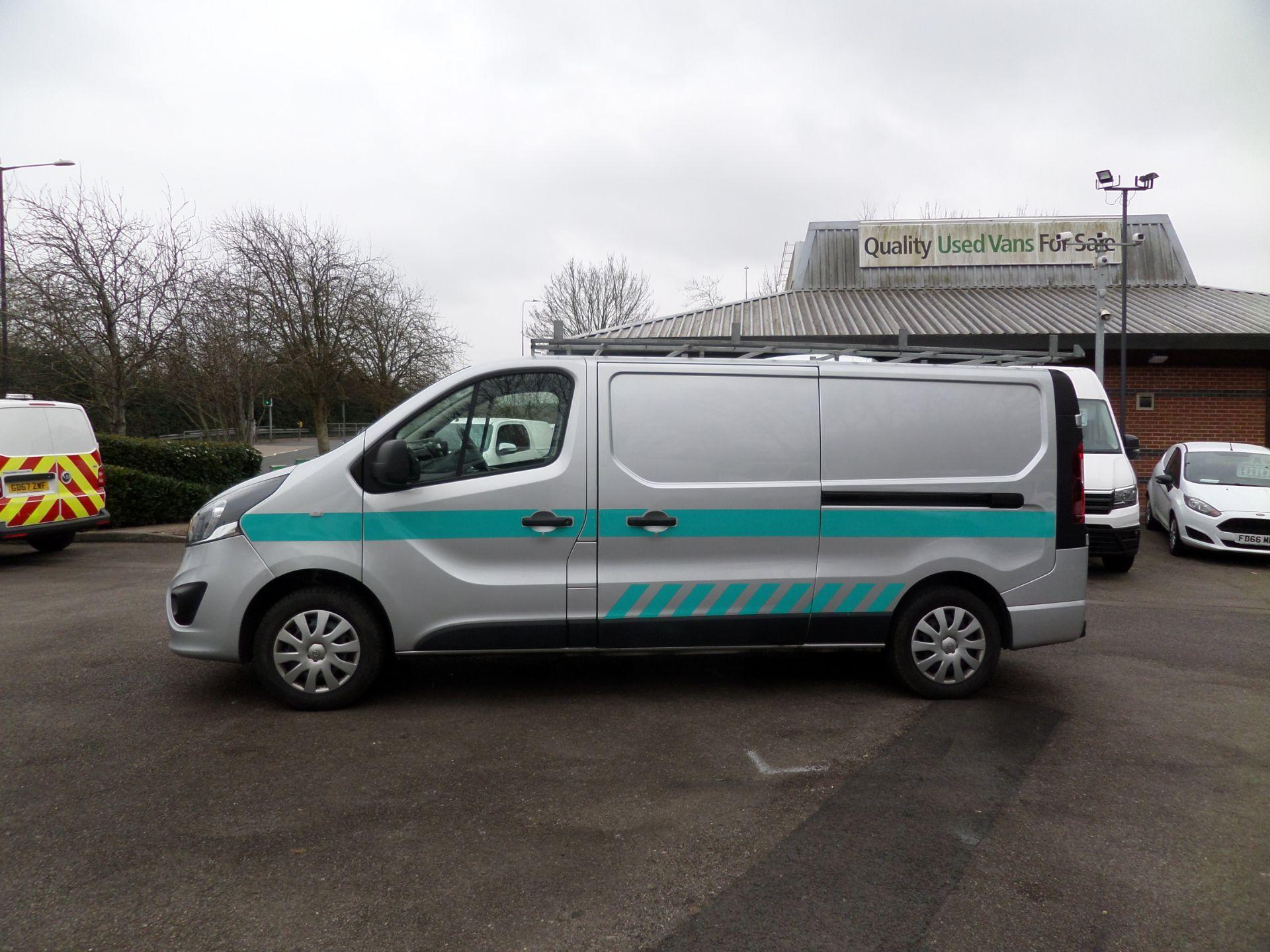 2018 Vauxhall Vivaro 2900 1.6Cdti 120Ps Sportive H1 Van Euro 6 (DT18COH) Image 6