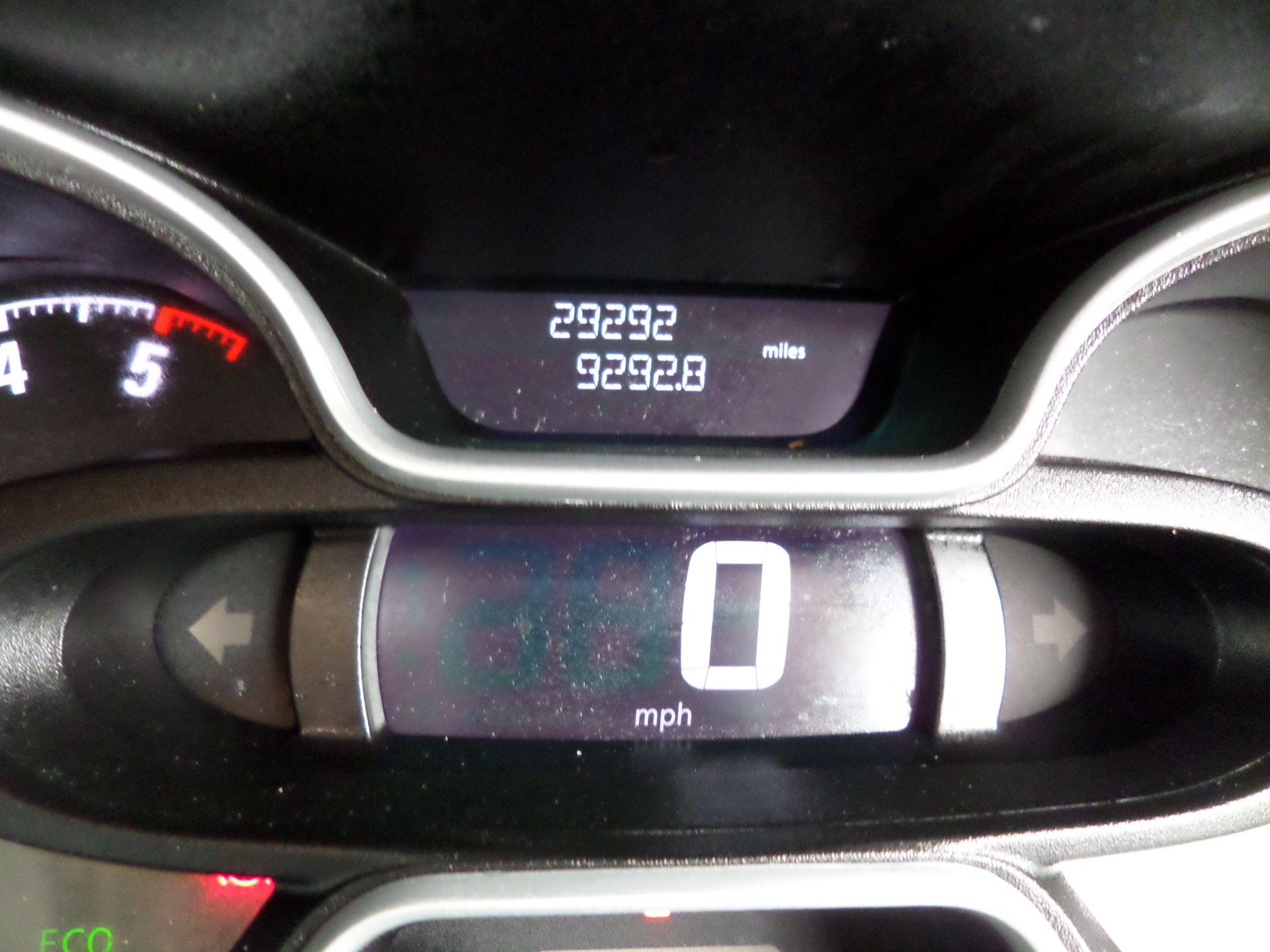 2018 Vauxhall Vivaro 2900 1.6Cdti 120Ps Sportive H1 Van Euro 6 (DT18COH) Image 13