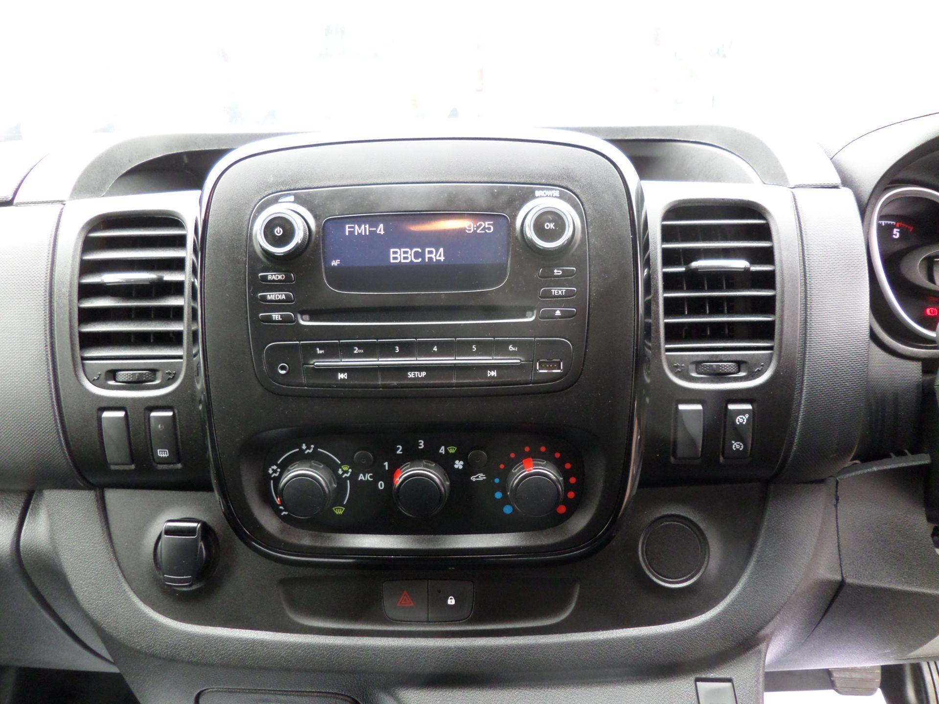 2018 Vauxhall Vivaro 2900 1.6Cdti 120Ps Sportive H1 Van Euro 6 (DT18COH) Image 12