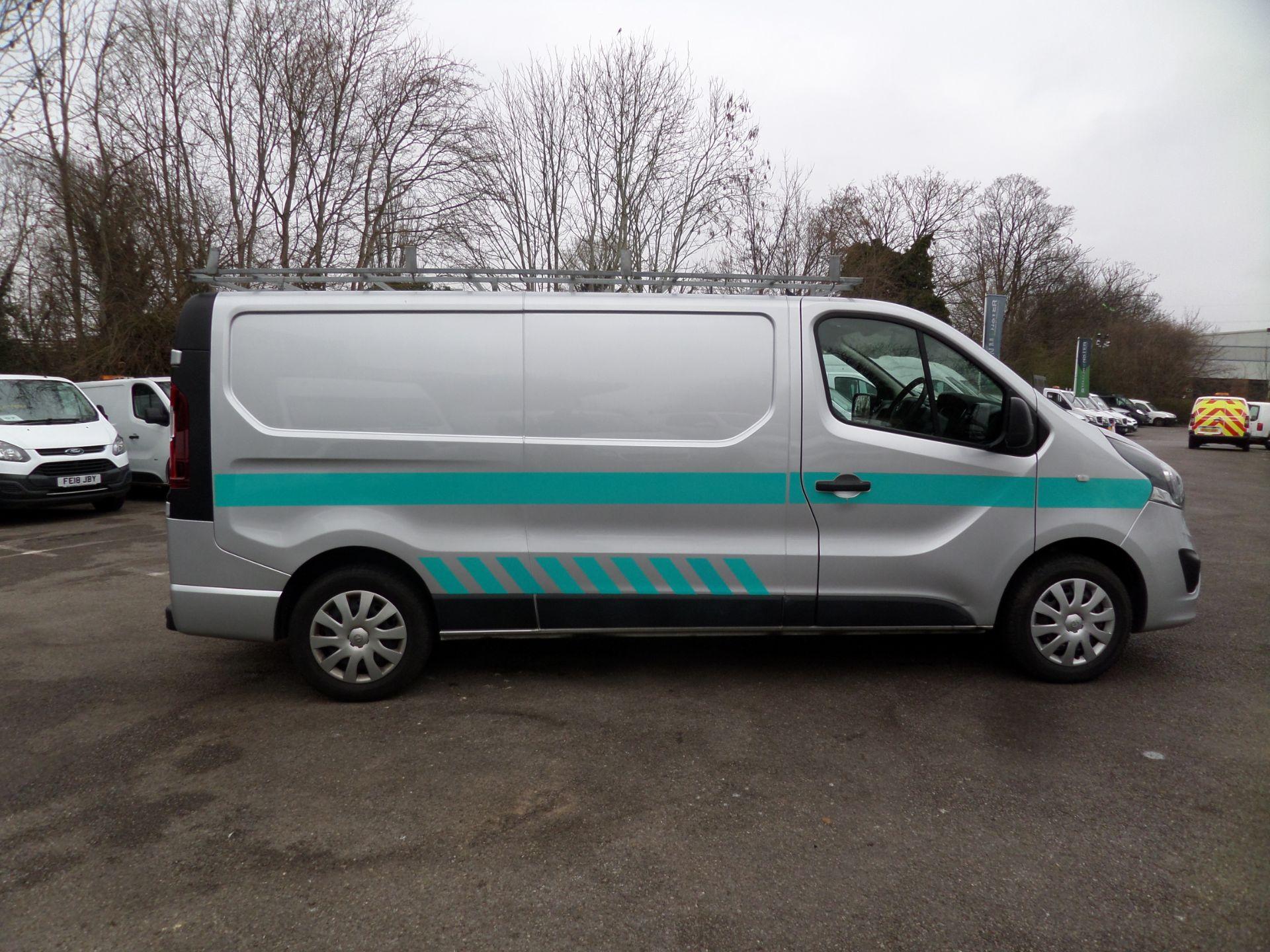 2018 Vauxhall Vivaro 2900 1.6Cdti 120Ps Sportive H1 Van Euro 6 (DT18COH) Image 2