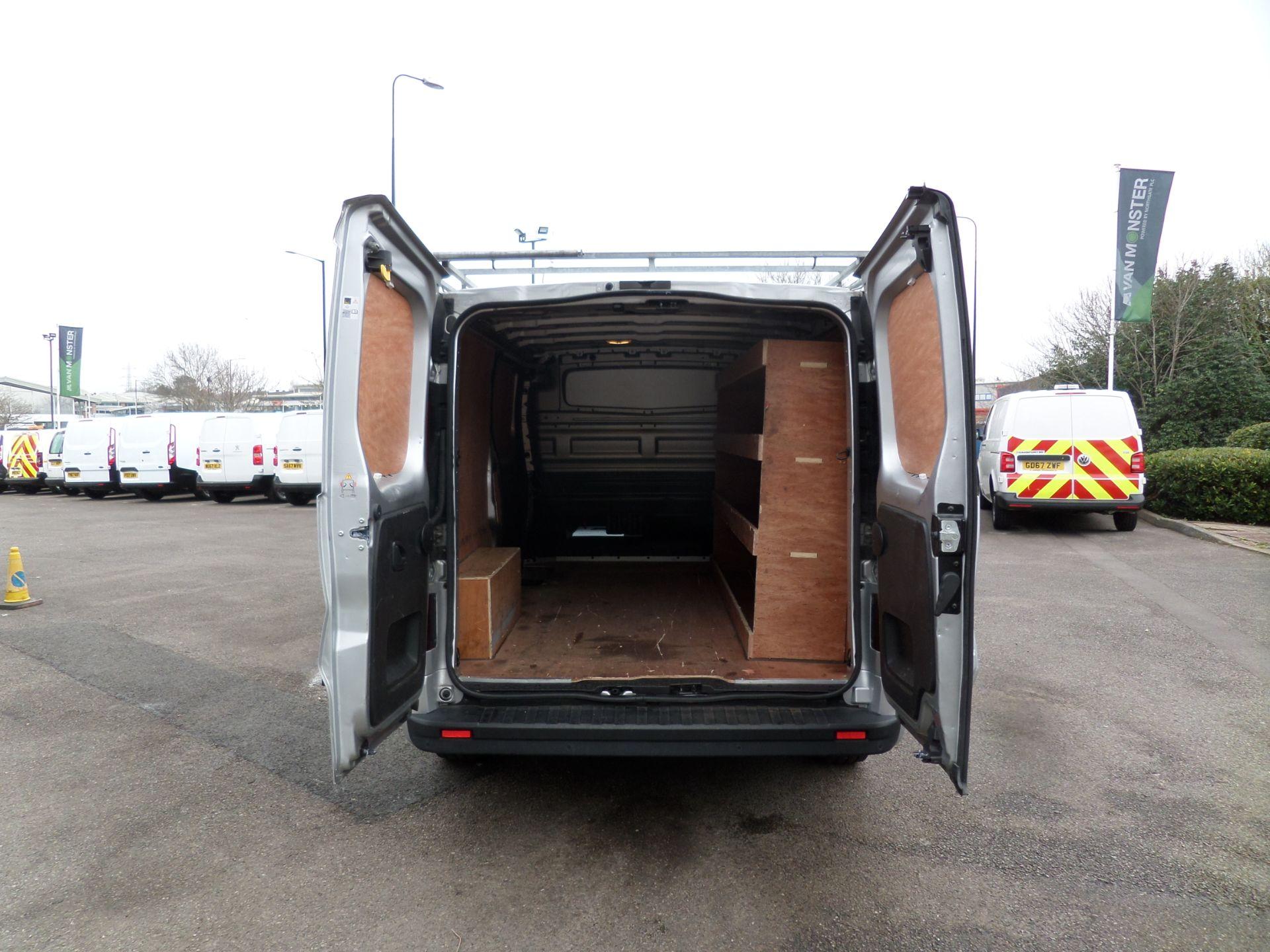 2018 Vauxhall Vivaro 2900 1.6Cdti 120Ps Sportive H1 Van Euro 6 (DT18COH) Image 4