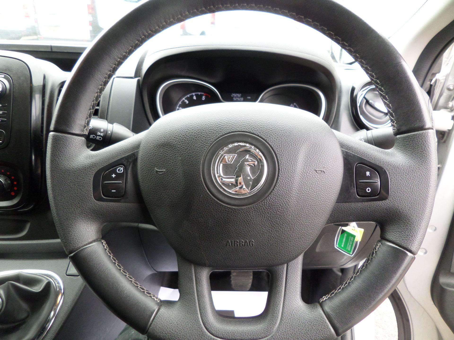 2018 Vauxhall Vivaro 2900 1.6Cdti 120Ps Sportive H1 Van Euro 6 (DT18COH) Image 14