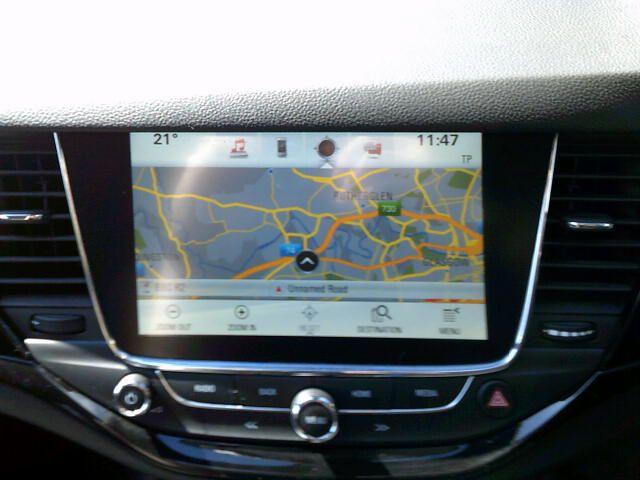 2018 Vauxhall Astra 1.6 Cdti 16V 136 Sri Nav 5Dr (DT18CPE) Image 10