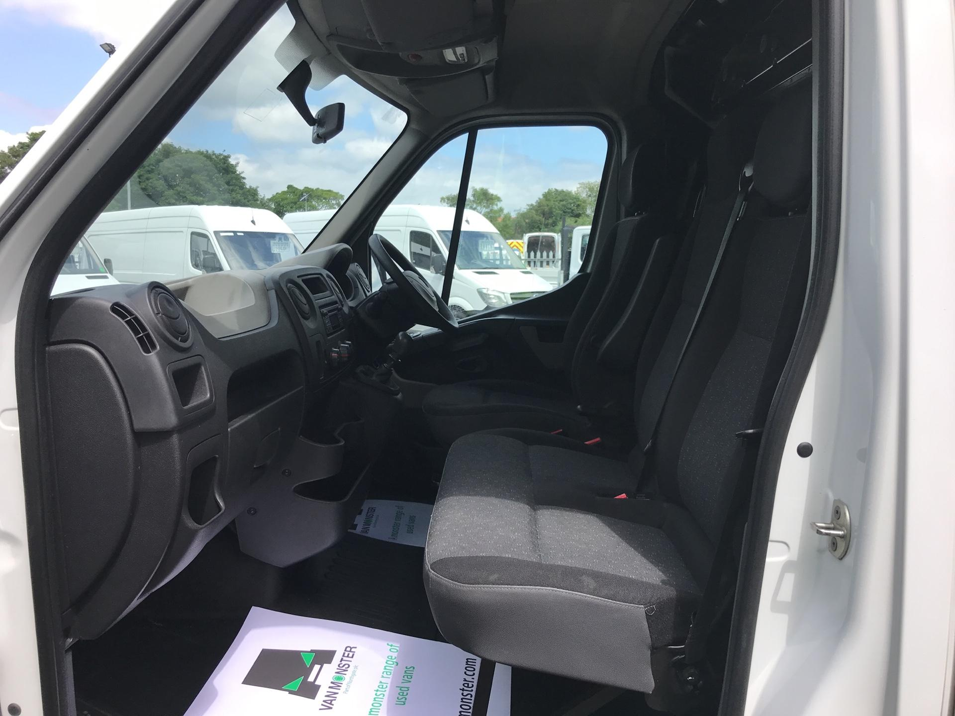 2016 Vauxhall Movano 2.3 CDTI BITURBO ECOFLEX H1 LUTON 136PS (DT65AED) Image 14