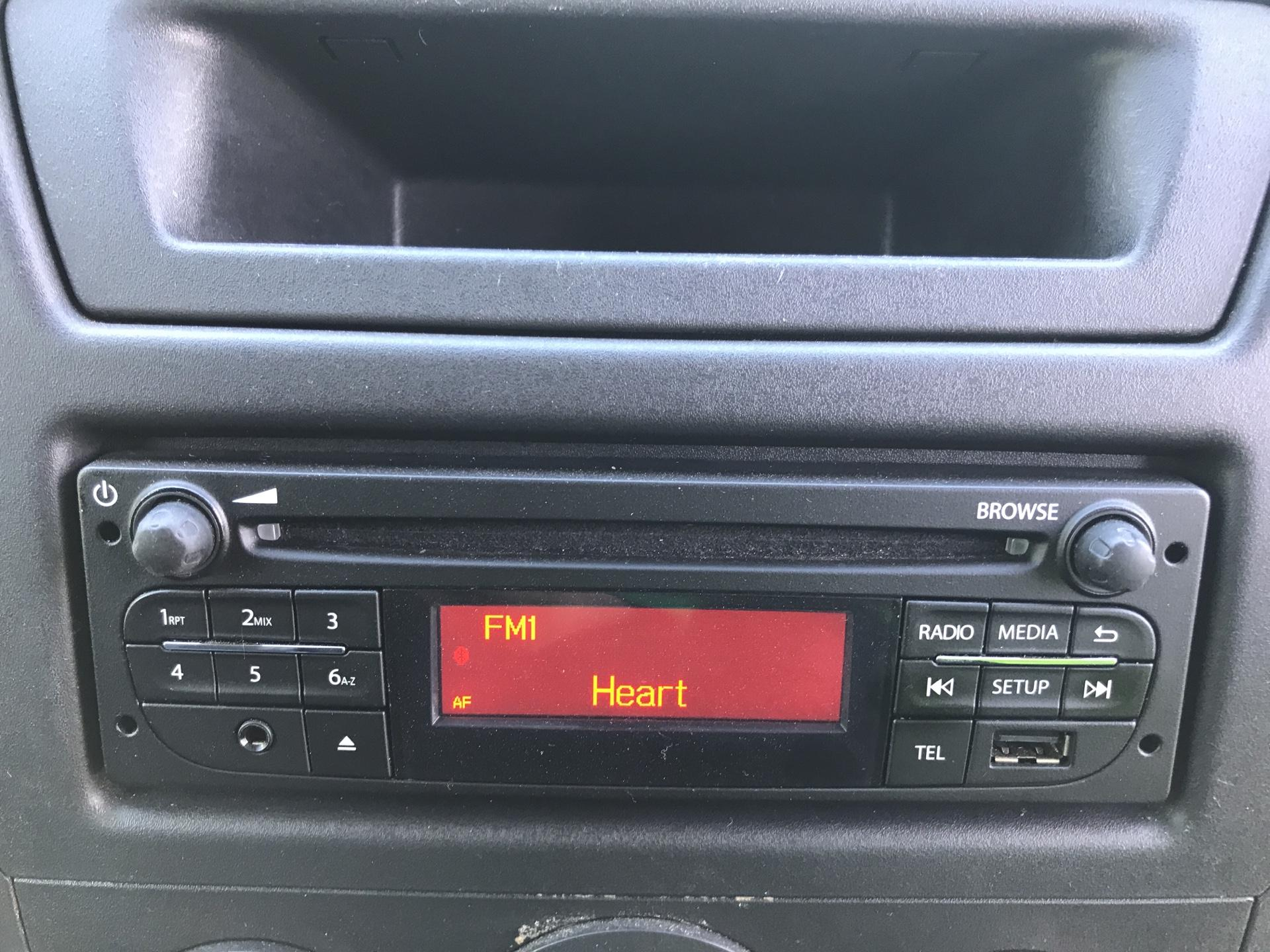 2016 Vauxhall Movano F3500 2.3 CDTU BITURBO ECOFLEX H1 LUTON 136Ps (DT65AEE) Image 10