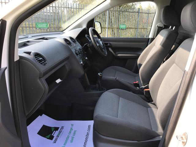 2014 Volkswagen Caddy Maxi 1.6TDI 102PS STARTLINE EURO 5 (DU14PVZ) Image 14