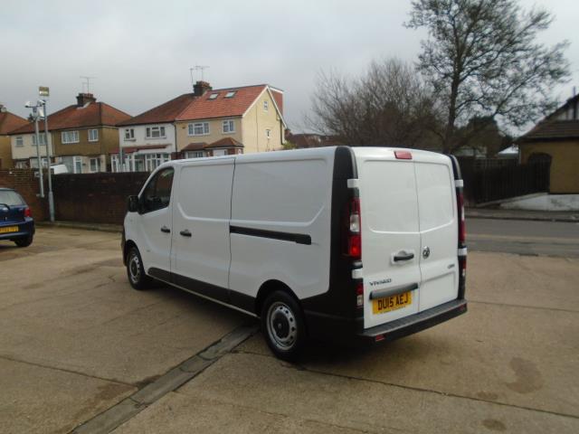 2015 Vauxhall Vivaro  L2 H1 2900 1.6 115PS EURO 5 (DU15AEJ) Image 8