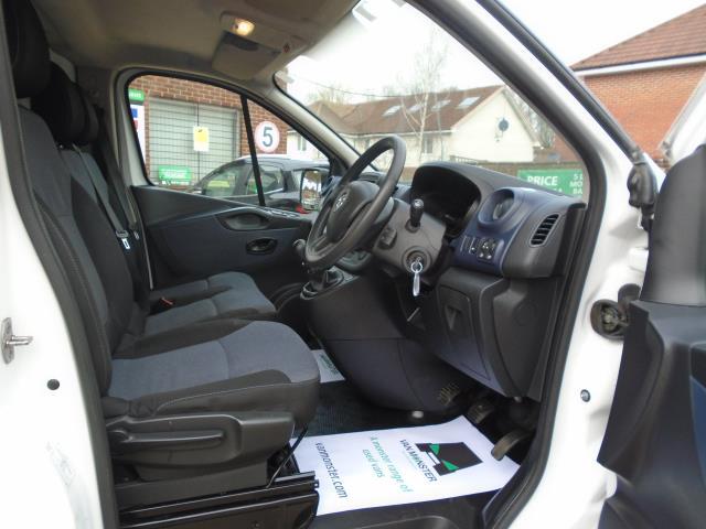 2015 Vauxhall Vivaro  L2 H1 2900 1.6 115PS EURO 5 (DU15AEJ) Image 12