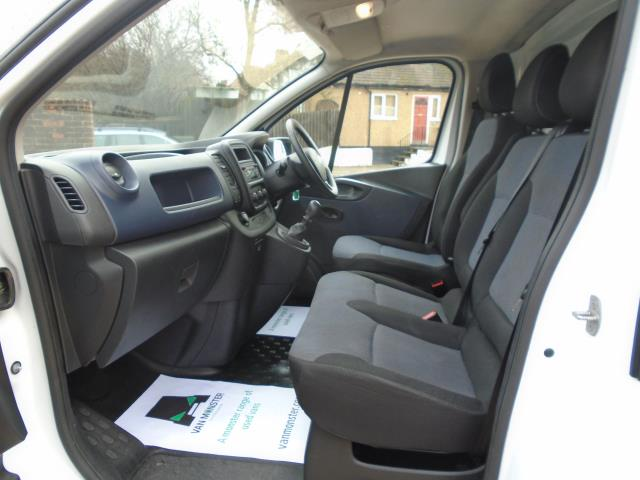2015 Vauxhall Vivaro  L2 H1 2900 1.6 115PS EURO 5 (DU15AEJ) Image 10