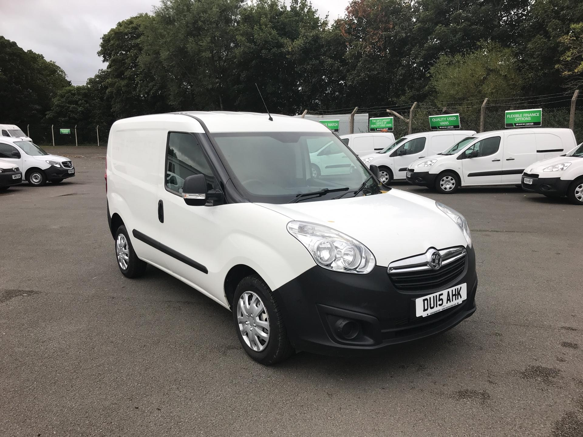 2015 Vauxhall Combo  L1 H1 200 1.3 16V EURO 5 *VALUE RANGE VEHICLE - CONDITION REFLECTED IN PRICE* (DU15AHK)