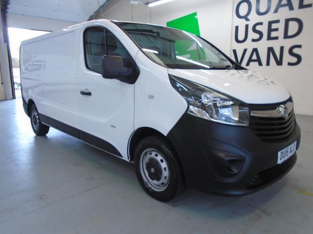 2015 Vauxhall Vivaro L2 H1 2900 1.6 115PS EURO 5 (DU15ALO)