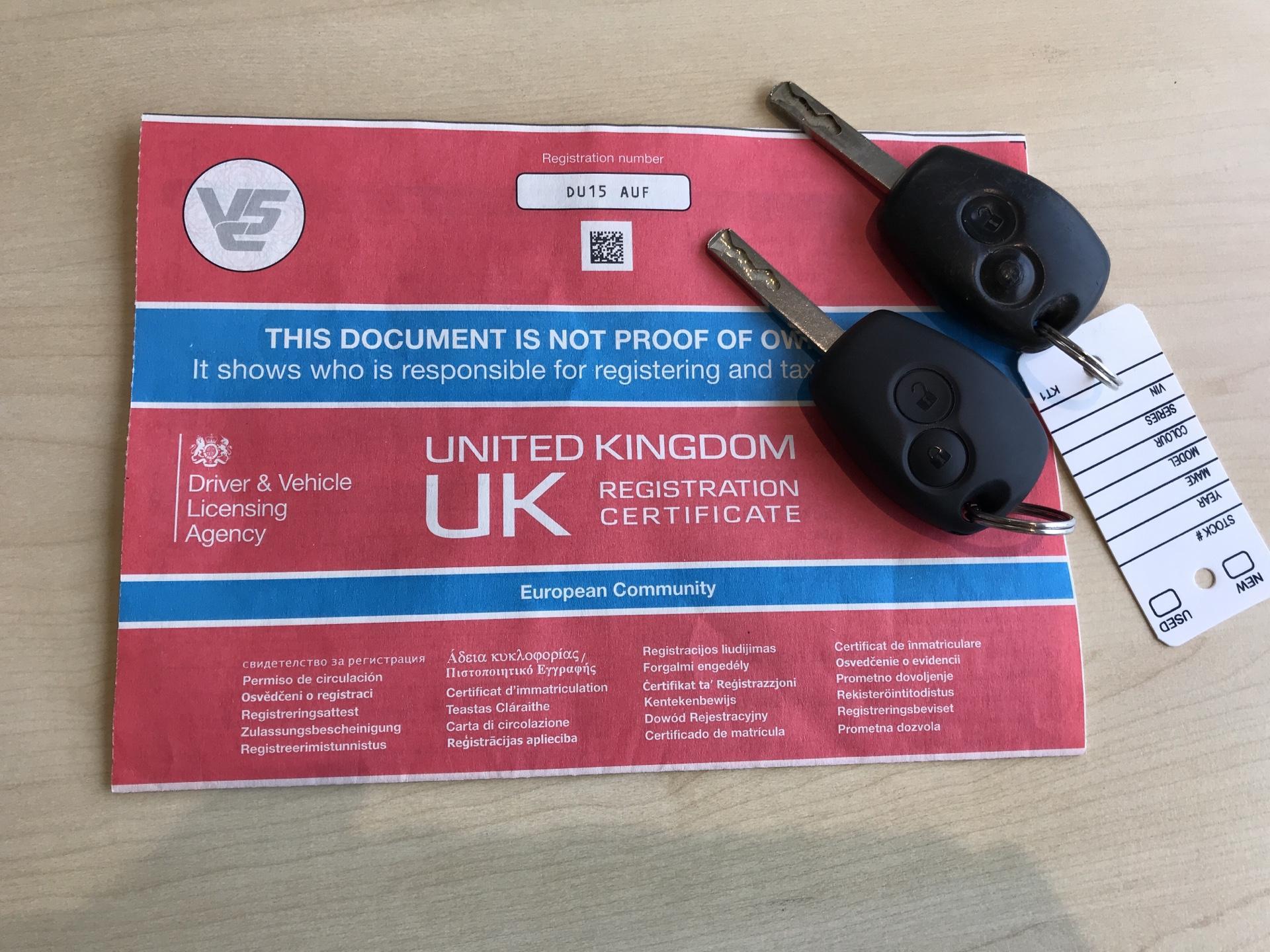 2015 Vauxhall Vivaro  L2 H1 2900 1.6 115PS EURO 5 - NO VAT (DU15AUF) Image 38