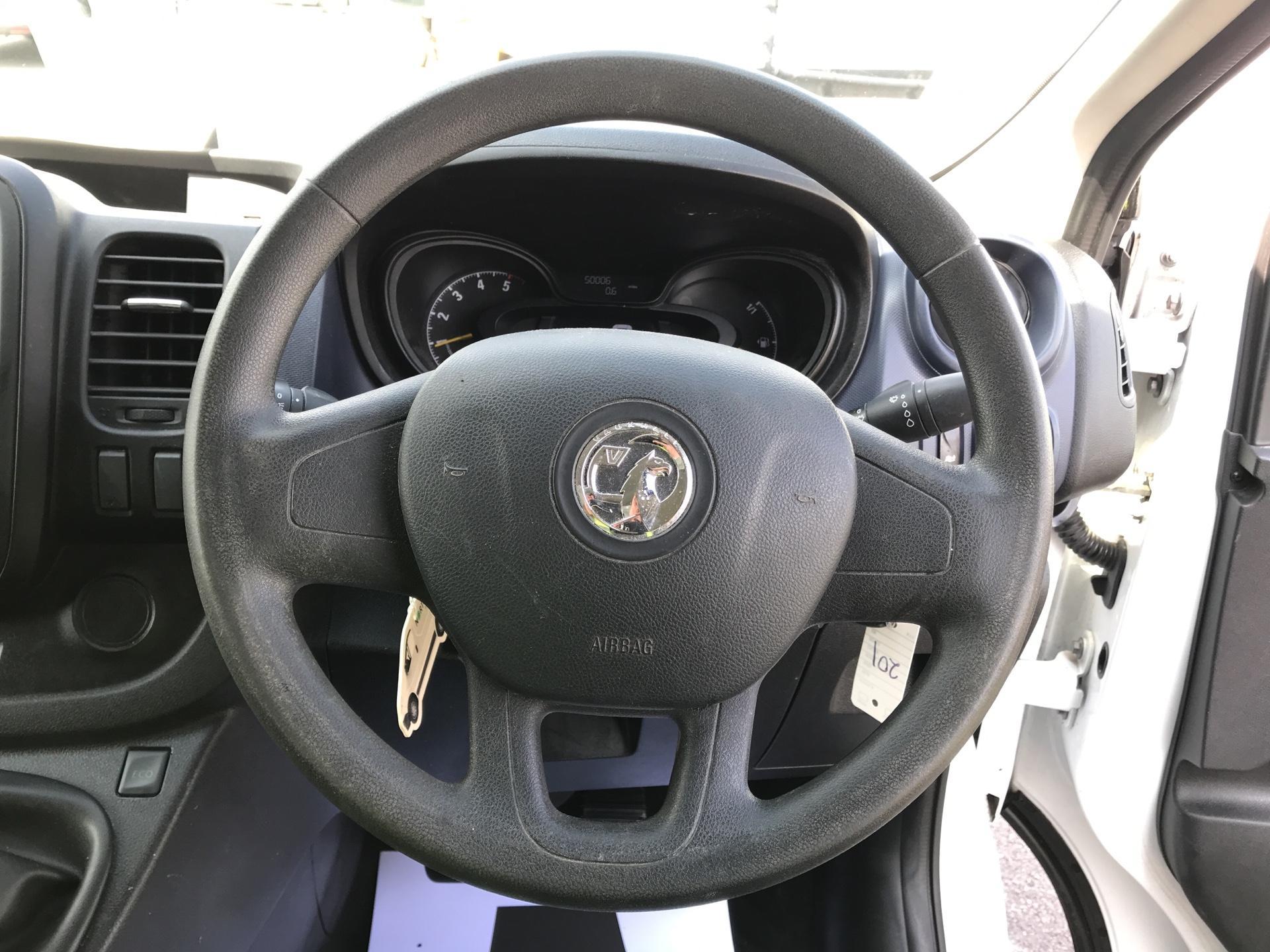 2015 Vauxhall Vivaro  L2 H1 2900 1.6 115PS EURO 5 - NO VAT (DU15AUF) Image 12