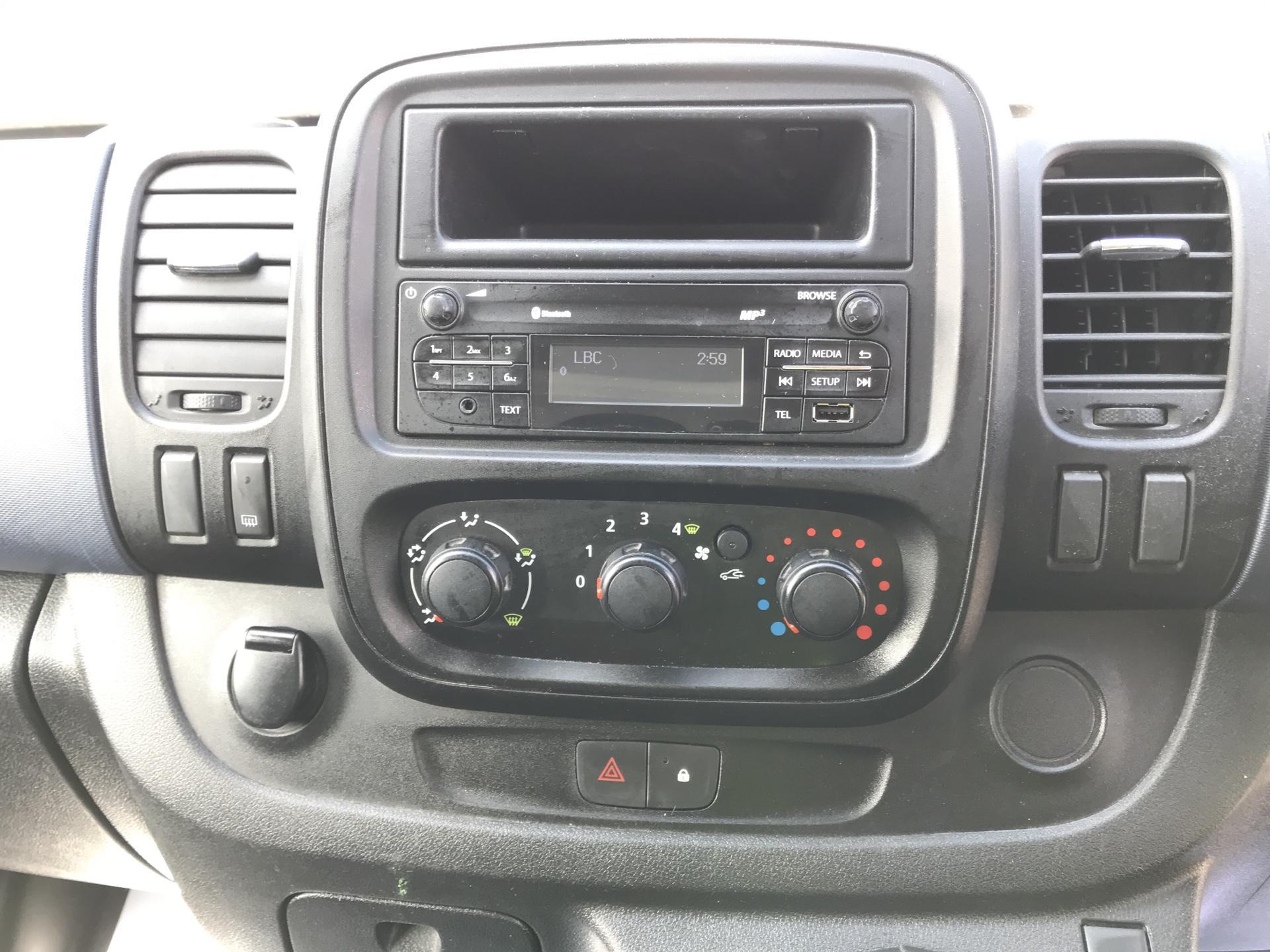 2015 Vauxhall Vivaro  L2 H1 2900 1.6 115PS EURO 5 - NO VAT (DU15AUF) Image 10
