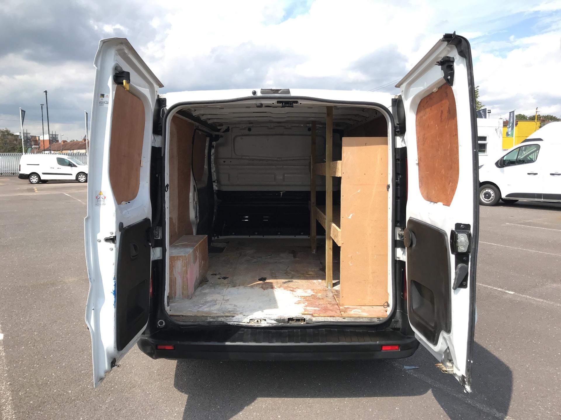 2015 Vauxhall Vivaro  L2 H1 2900 1.6 115PS EURO 5 - NO VAT (DU15AUF) Image 15