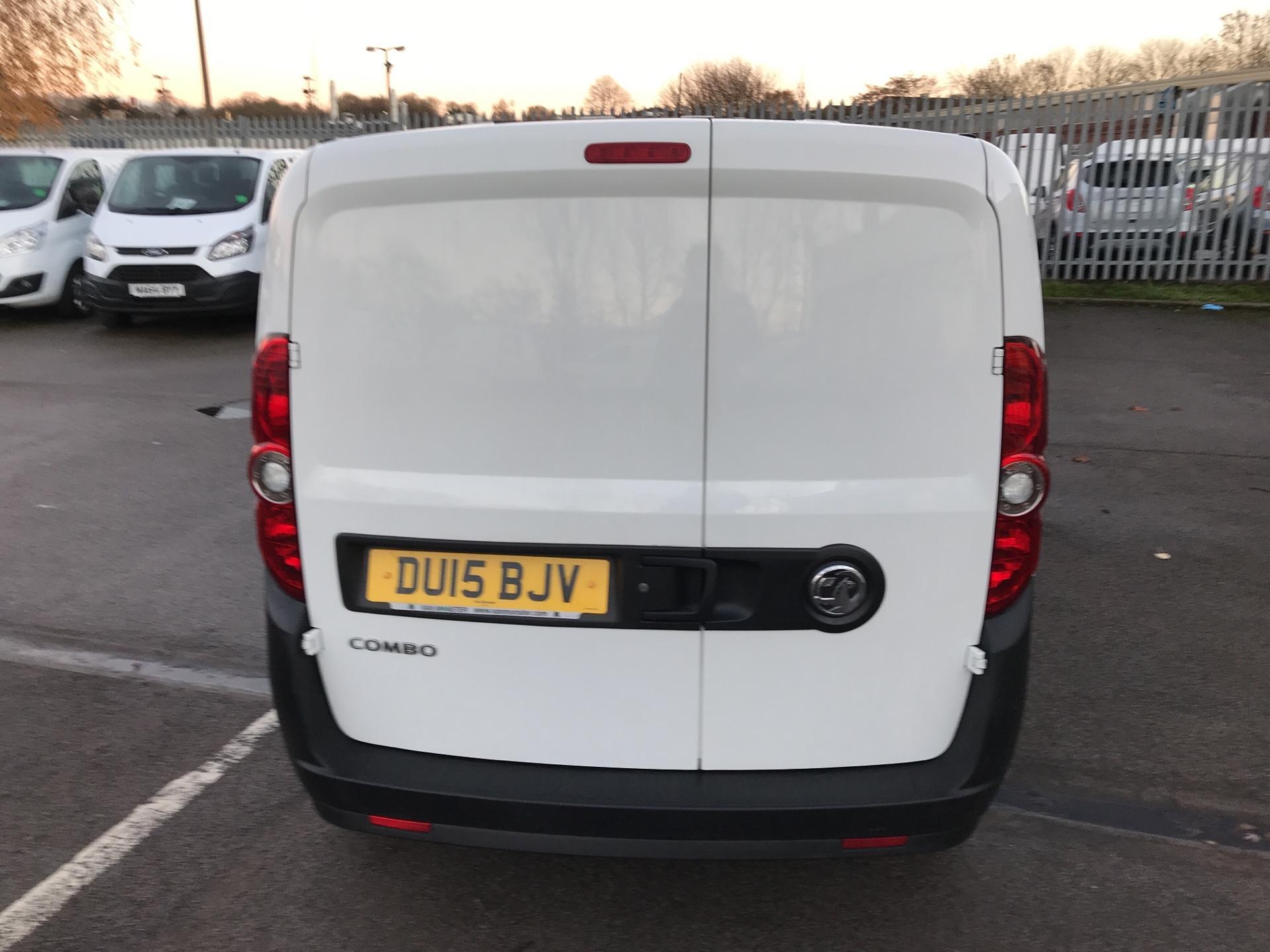 2015 Vauxhall Combo  L1 H1 2000 1.3 16V  EURO 5 (DU15BJV) Image 4