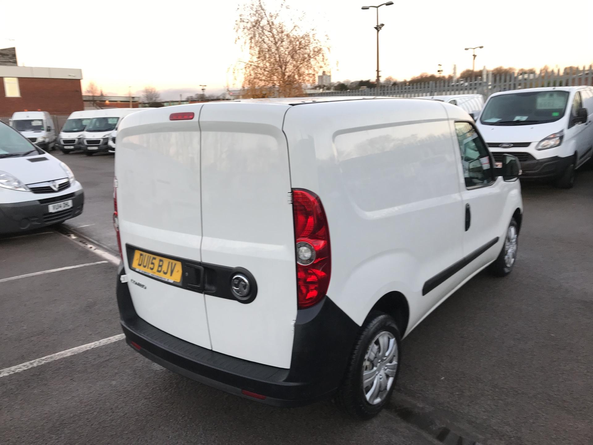2015 Vauxhall Combo  L1 H1 2000 1.3 16V  EURO 5 (DU15BJV) Image 3
