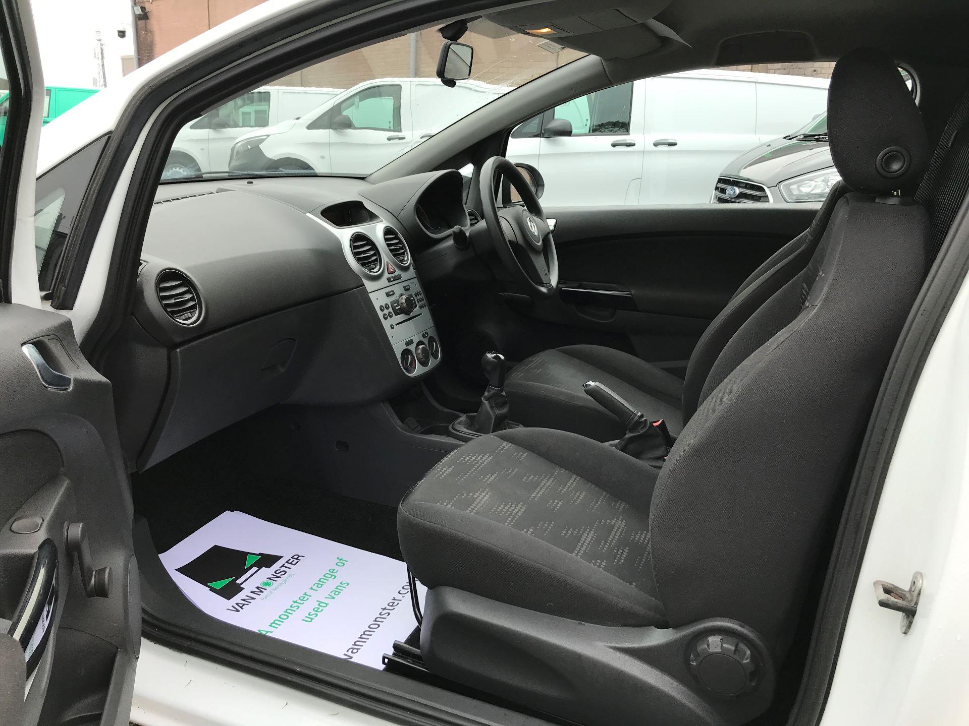 2015 Vauxhall Corsa 1.3CDTI 16V 75PS EURO 5 (DU15EWJ) Image 12