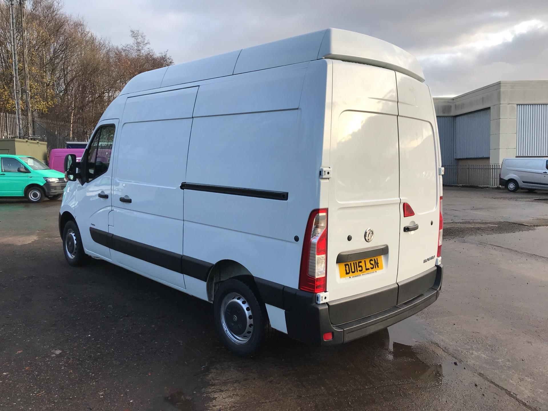 2015 Vauxhall Movano 35 L2 H3 2.3 TDCI 125PS EURO 5 (DU15LSN) Image 5