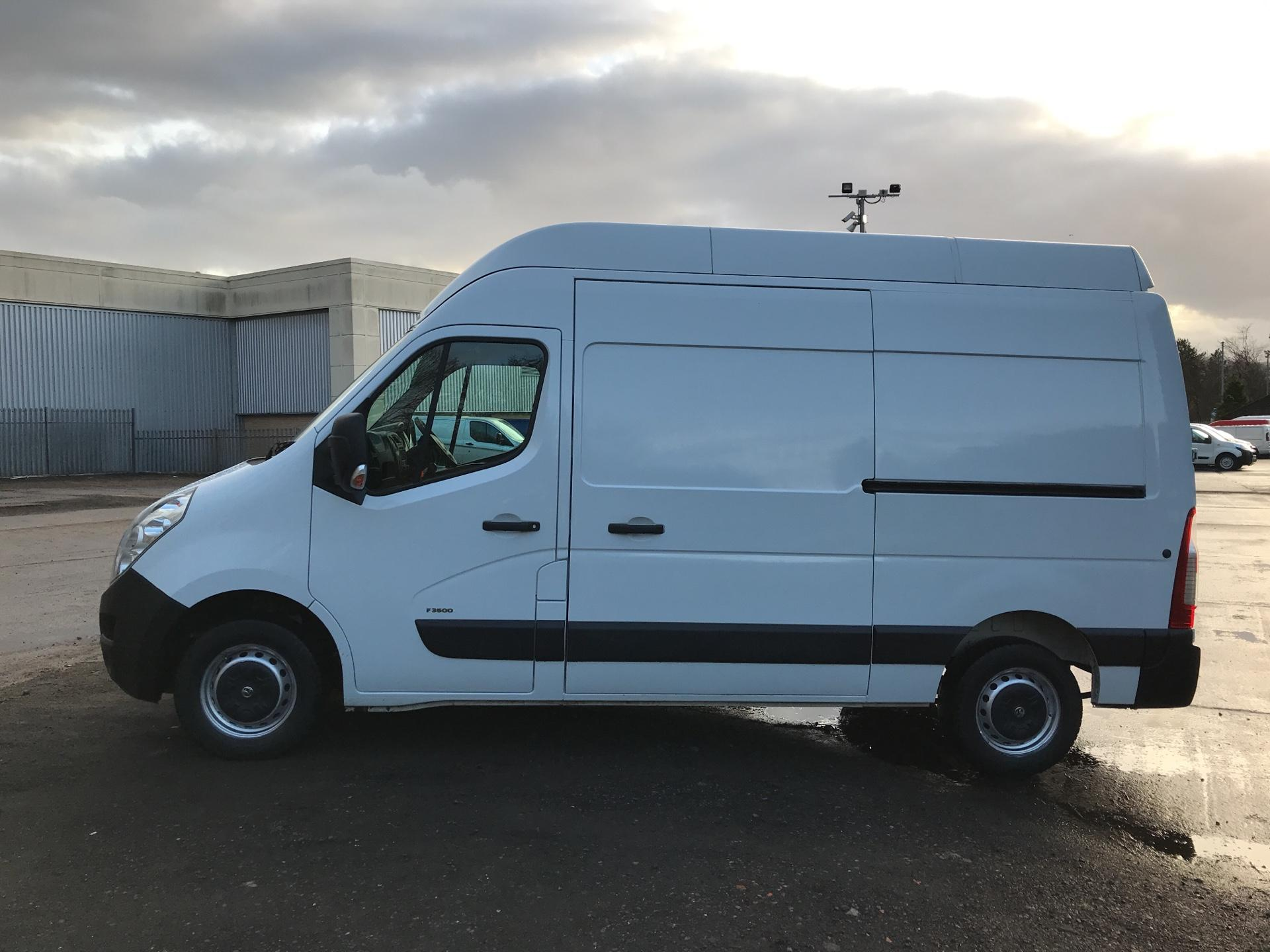 2015 Vauxhall Movano 35 L2 H3 2.3 TDCI 125PS EURO 5 (DU15LSN) Image 6