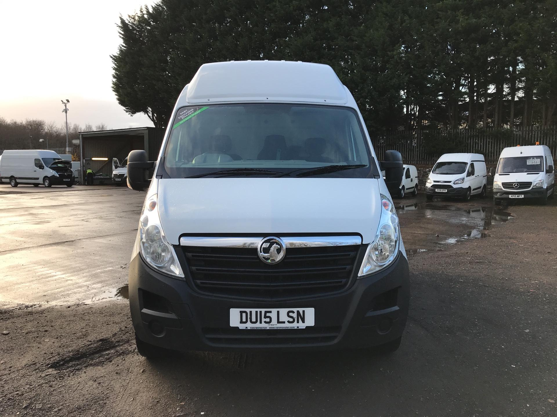 2015 Vauxhall Movano 35 L2 H3 2.3 TDCI 125PS EURO 5 (DU15LSN) Image 8