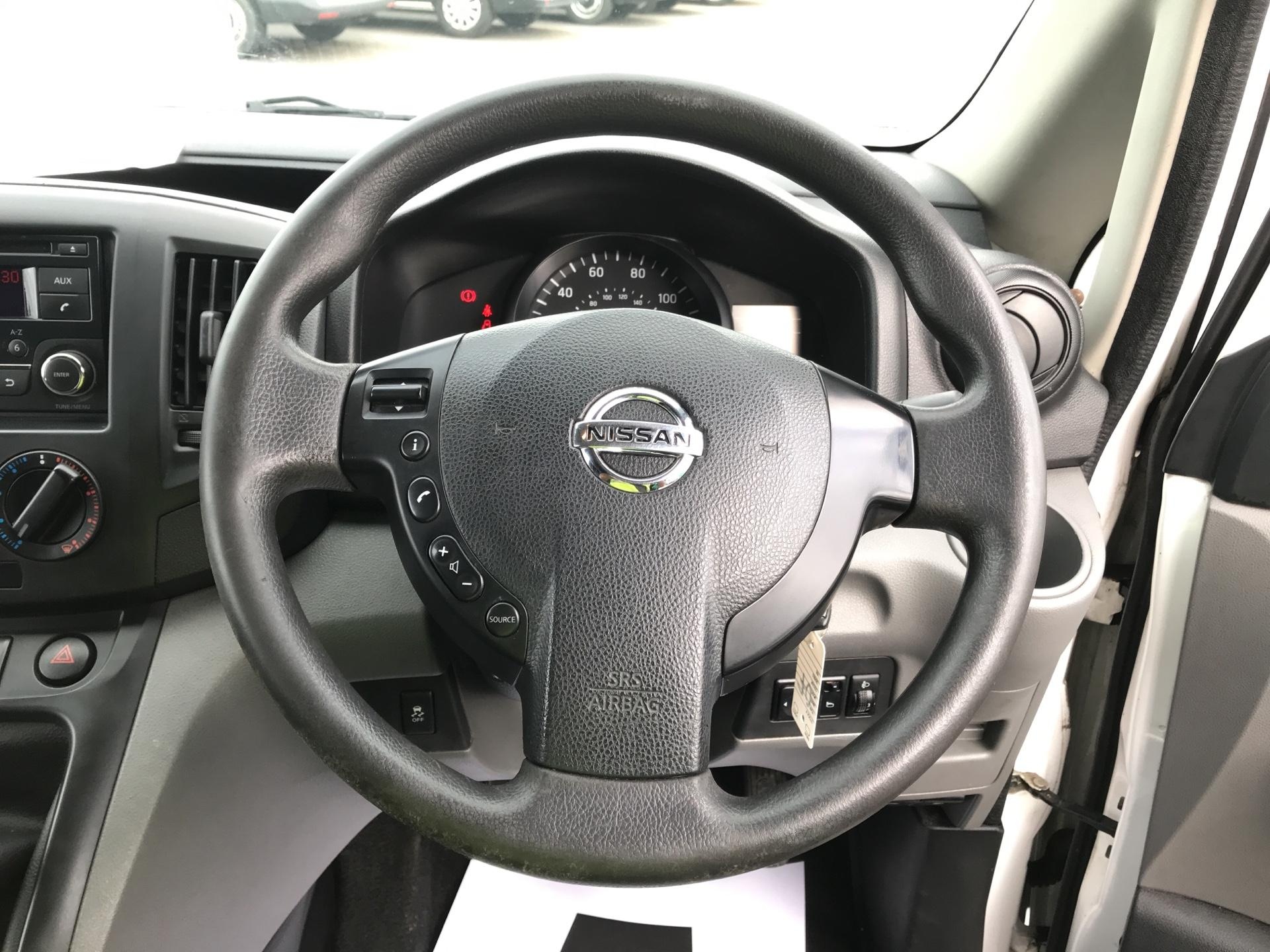 2016 Nissan Nv200 1.5 DCI ACENTA EURO 5 (DU16ECT) Image 12
