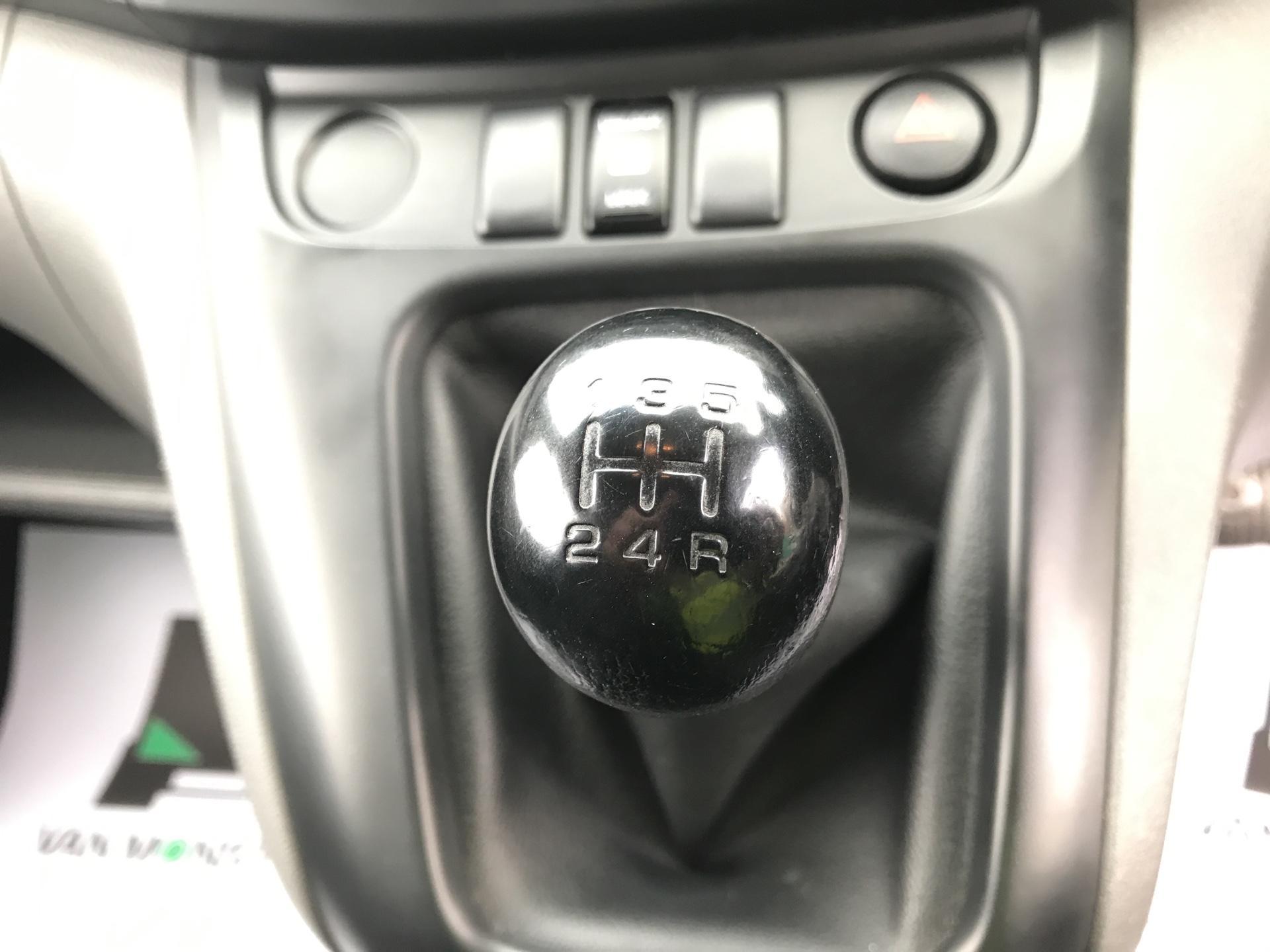 2016 Nissan Nv200 1.5 DCI ACENTA EURO 5 (DU16ECT) Image 11