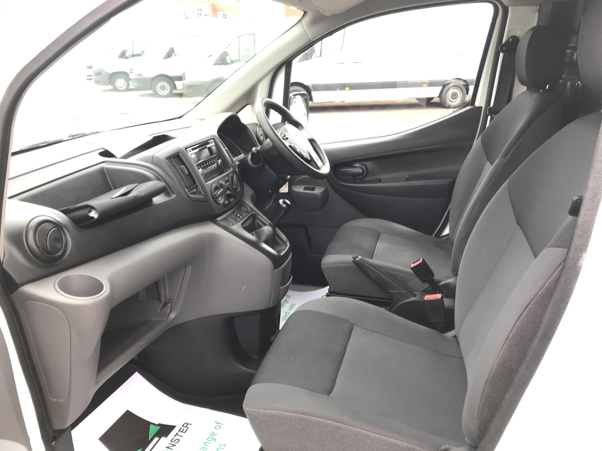 2016 Nissan Nv200 1.5 DCI ACENTA EURO 5 (DU16ECT) Image 14
