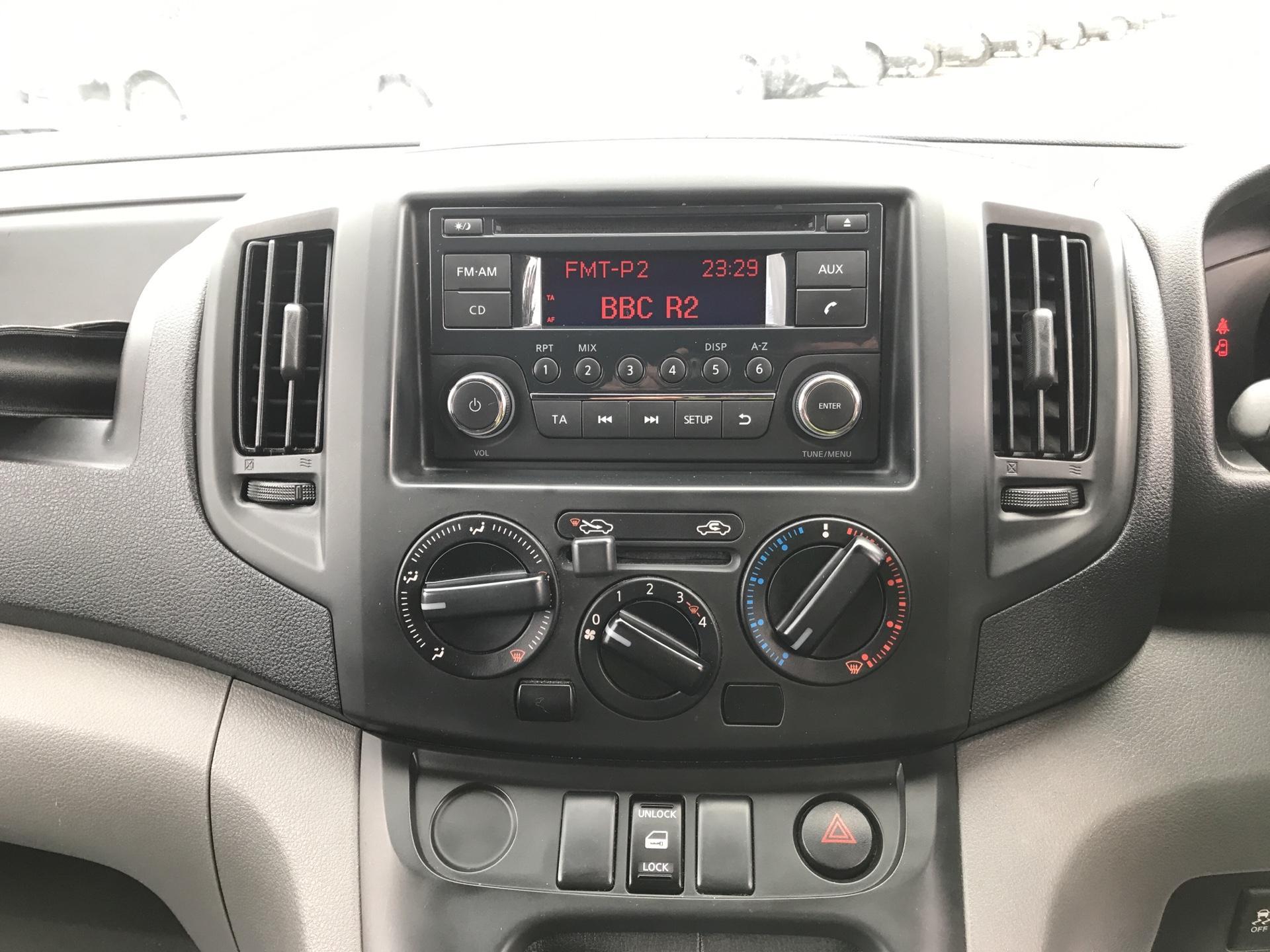 2016 Nissan Nv200 1.5 DCI ACENTA EURO 5 (DU16ECT) Image 10