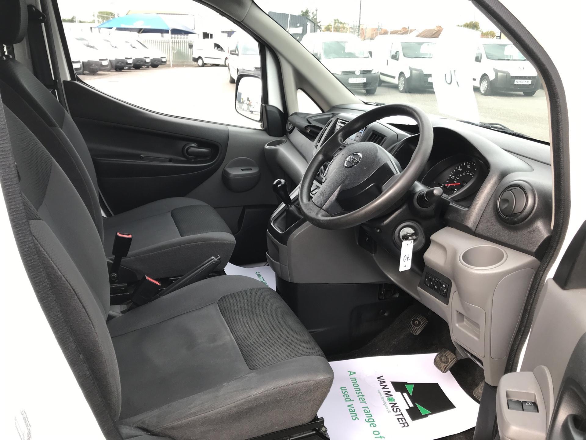 2016 Nissan Nv200 1.5 DCI ACENTA EURO 5 (DU16ECT) Image 9