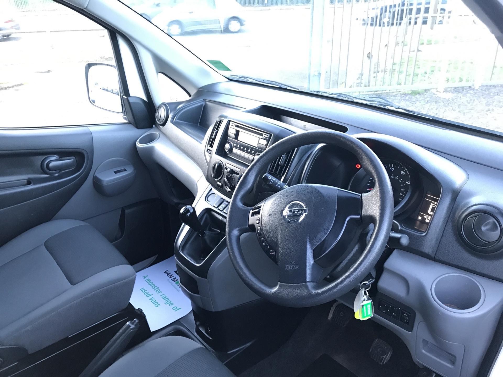 2016 Nissan Nv200 1.5 DCI ACENTA EURO 5 (DU16EDK) Image 9