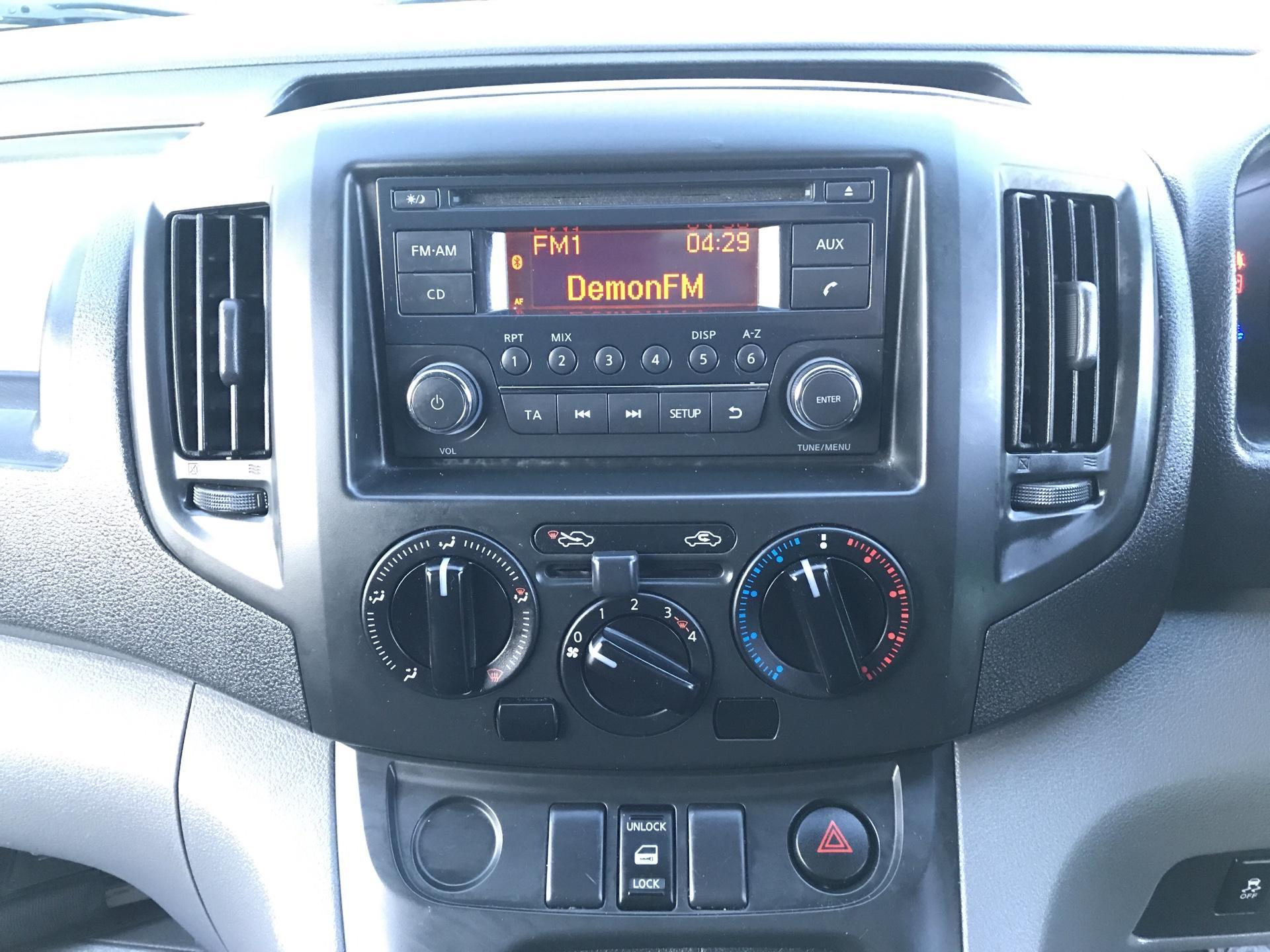2016 Nissan Nv200 1.5 DCI ACENTA EURO 5 (DU16EDK) Image 10