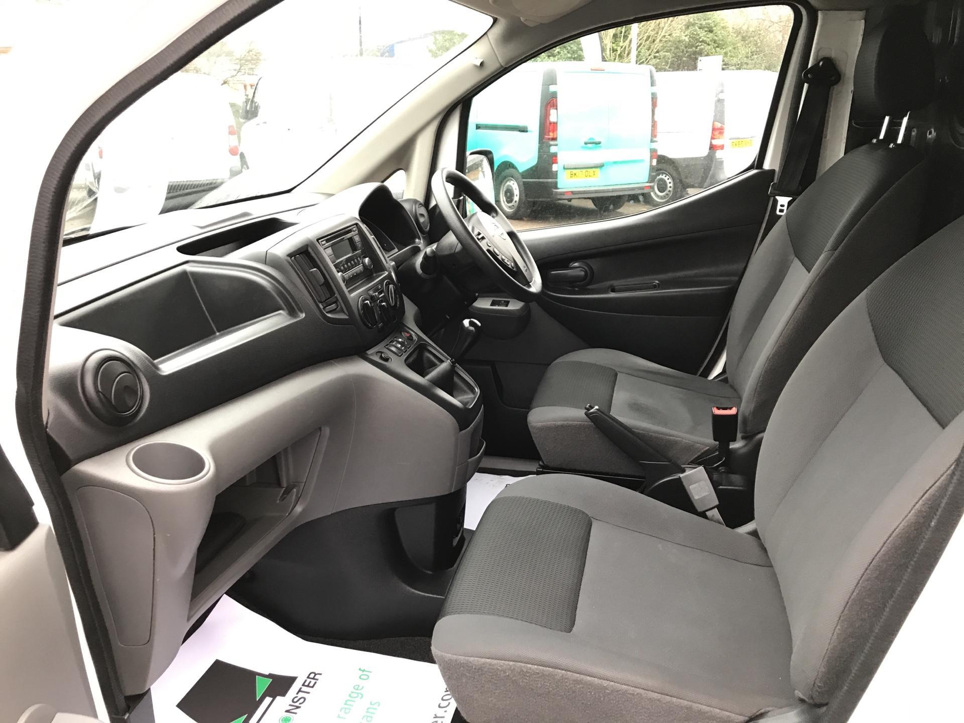 2016 Nissan Nv200 1.5 Dci Acenta Van Euro 5 (DU16EEH) Image 14
