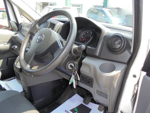 2016 Nissan Nv200 1.5 DCI ACENTA EURO 5 (DU16EEV) Image 12