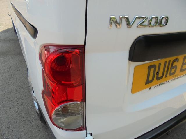 2016 Nissan Nv200 1.5 DCI ACENTA EURO 5 (DU16EEV) Image 5