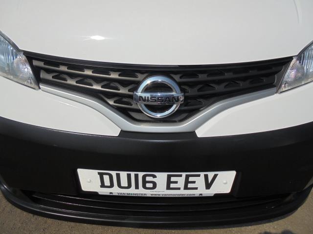 2016 Nissan Nv200 1.5 DCI ACENTA EURO 5 (DU16EEV) Image 4