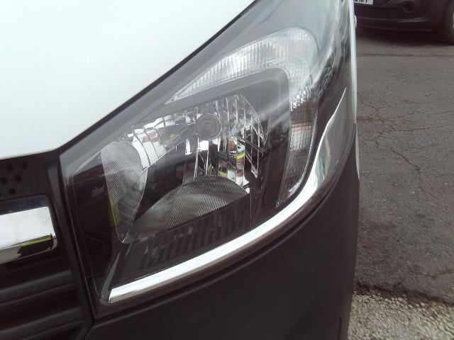 2017 Vauxhall Vivaro 2900 L2 H1 1.6CDTI 120PS EURO 6 (DU17UXM) Image 27