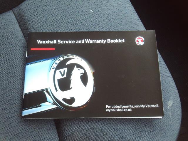 2017 Vauxhall Vivaro 2900 L2 H1 1.6CDTI 120PS EURO 6 (DU17UXM) Image 21