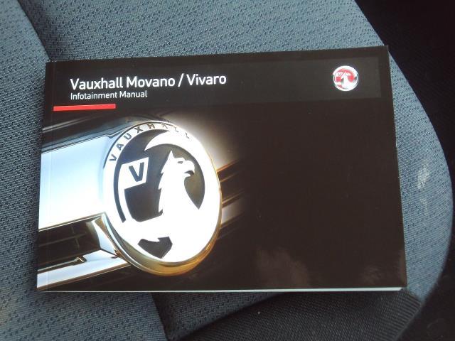 2017 Vauxhall Vivaro 2900 L2 H1 1.6CDTI 120PS EURO 6 (DU17UXM) Image 22