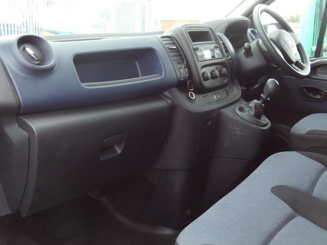 2017 Vauxhall Vivaro 2900 L2 H1 1.6CDTI 120PS EURO 6 (DU17UXM) Image 14