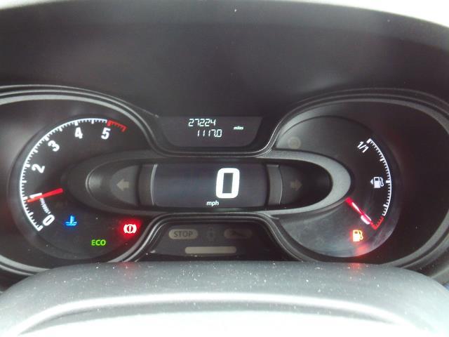 2017 Vauxhall Vivaro 2900 L2 H1 1.6CDTI 120PS EURO 6 (DU17UXM) Image 11