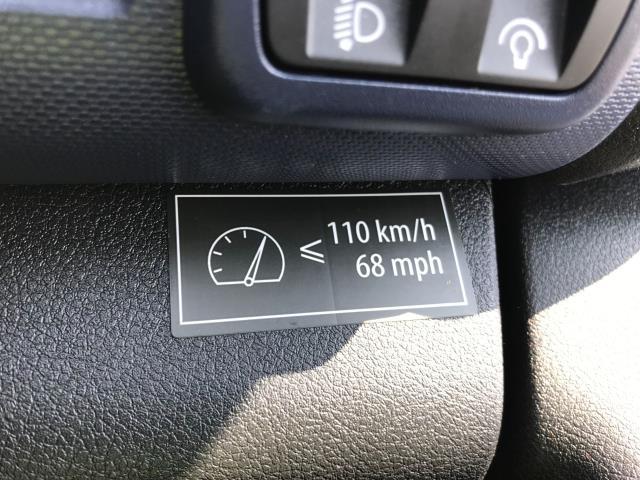 2017 Vauxhall Vivaro L2 H1 2900 1.6CDTI 120PS EURO 6 *Restricted to 68 MPH* (DU17UXO) Image 34