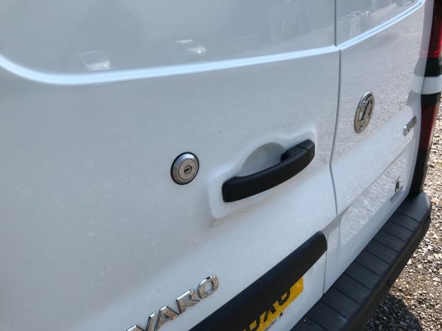 2017 Vauxhall Vivaro L2 H1 2900 1.6CDTI 120PS EURO 6 *Restricted to 68 MPH* (DU17UXO) Image 37