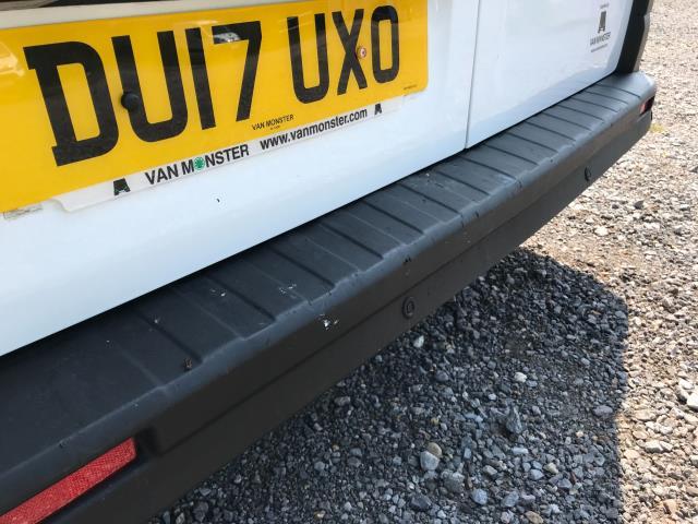 2017 Vauxhall Vivaro L2 H1 2900 1.6CDTI 120PS EURO 6 *Restricted to 68 MPH* (DU17UXO) Image 44