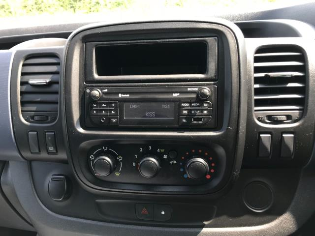 2017 Vauxhall Vivaro L2 H1 2900 1.6CDTI 120PS EURO 6 *Restricted to 68 MPH* (DU17UXO) Image 28