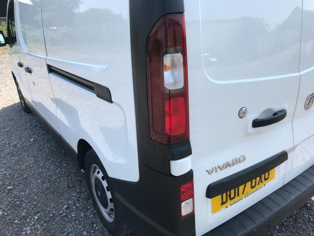 2017 Vauxhall Vivaro L2 H1 2900 1.6CDTI 120PS EURO 6 *Restricted to 68 MPH* (DU17UXO) Image 16