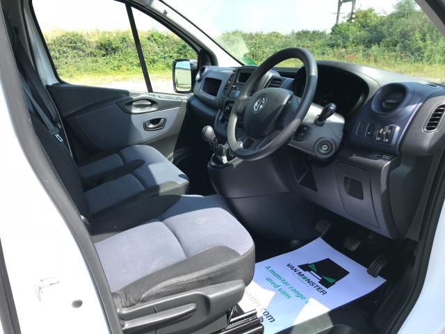 2017 Vauxhall Vivaro L2 H1 2900 1.6CDTI 120PS EURO 6 *Restricted to 68 MPH* (DU17UXO) Image 23