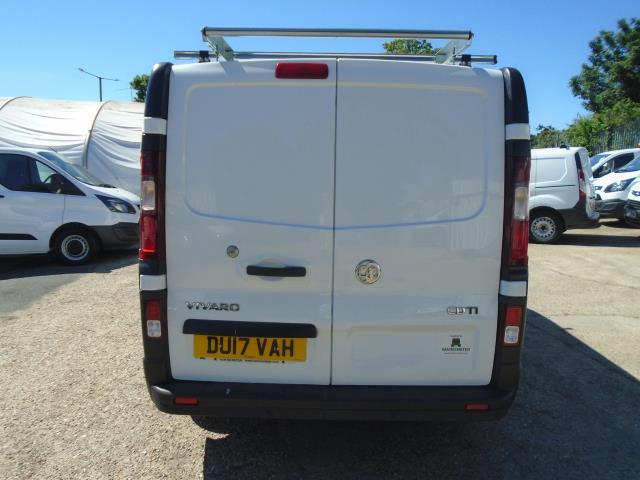 2017 Vauxhall Vivaro 2900 1.6Cdti 120Ps H1 Van (DU17VAH) Image 5